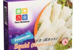 Squid Flower Cut